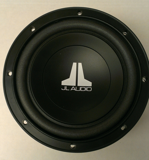 jl audio 8 inch w3v2 d2 subwoofer driver ebay. Black Bedroom Furniture Sets. Home Design Ideas