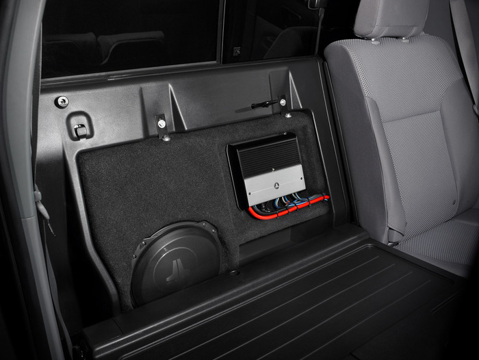 Jl Audio Sb T Tacdc12 10tw3 Stealthbox For 2012 Up Toyota